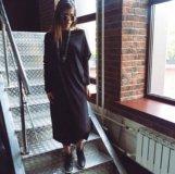 Уютное Платье Черное