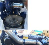 Двигатель wp10.380E32 weichai