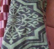 Шерстяные одеяло.