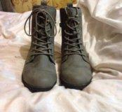 Осенние ботинки новые