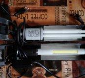 Б/у Aquael LEDDY TUBE светильник с креплением