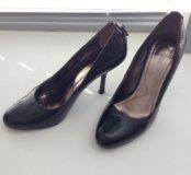 Женские кожаные туфли Liska, 36