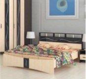 Кровать двухспальная Эрика