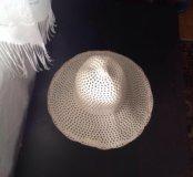 Соломенная шляпка 150 р