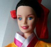 Новая коллекционная кукла в кимоно