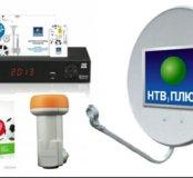 НТВ + HD с установкой