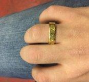 Золотое кольцо Tiffany Оригинал 11.7 гр 750 п
