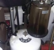 Маслосборник для вакуумной откачки масла