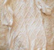 Платье-Туника Кира Пластинина молочного цвета