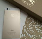 IPhone 5 S 64 gb gold