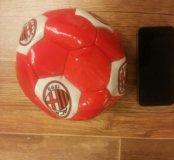 Новый! Маленький футбольный мяч ФК Милан!