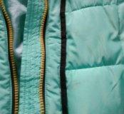 Удлинненная куртка