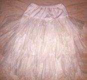 Новая юбка пачка