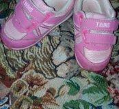 Обувь для девочки рр 22