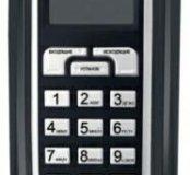 Радиотелефон Ritmix RT-420 (черный)