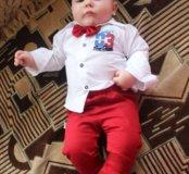 Праздничный детский костюм