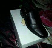 Туфли школьные новые 37р