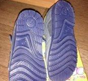 Новые сандали Тотто