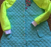 Новая клевая курточка