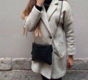 Пальто шерсть reserved