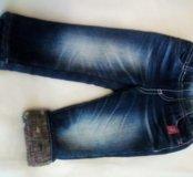 Отличные теплые джинсы