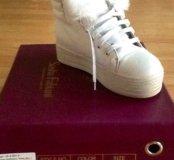 Ботинки от фабиани