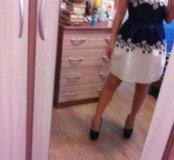 Очаровательное платьишко