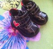 Ортопедические ботинки ортек
