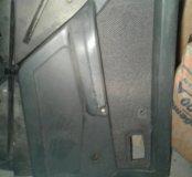 Обшивка двери ваз 21099 2109