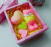 Новинка! Сувенирное мыло ко дню Св. Валентина!💓