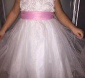 Платье Emilia Spanish