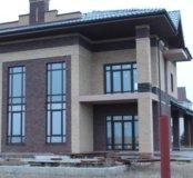 Дом 500 кв.м. из дорогих материалов