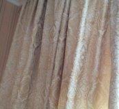 Полотно шторная ткань