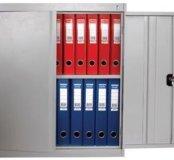 Шкаф металлический архивный ШХА/2-850(50)