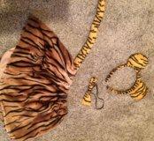 Карнавальный костюм тигрёнка