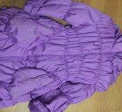 Куртка для девочки ( весна-осень)