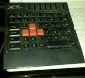 Игровая клавиатура x 7 g100