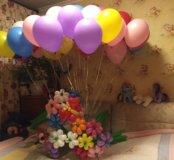 Воздушные шары, композиции