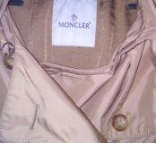 Пальто весеннее Монклер