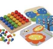 Мозаика plan toys новая