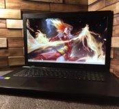 Мощный Asus (Core i7/8 ядер/GeForce/8Gb/500Gb)