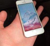 iPhone 5 ios7
