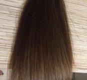 Волосы качество 🔥45см 140прядей
