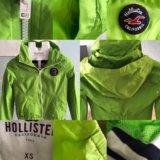 Ветровка куртка HOLLISTER размер XS