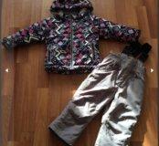 Крокид зимний костюм 86-98