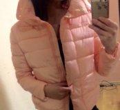 Куртка-пуховик женская новая