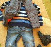 Комплекты одежды на мальчика