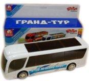 Автобус с 3D световым эффектом на батарейках