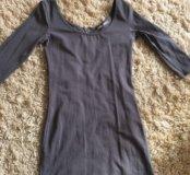 Мини платье 42