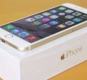 Айфон 6 16Gb gold